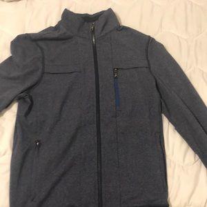 Lululemon men's medium track jacket.